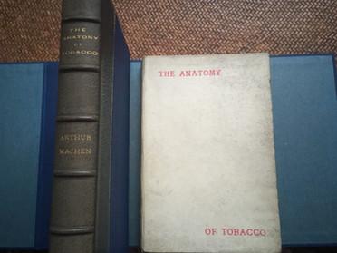 The Anatomy of Tobacco by Arthur Machen