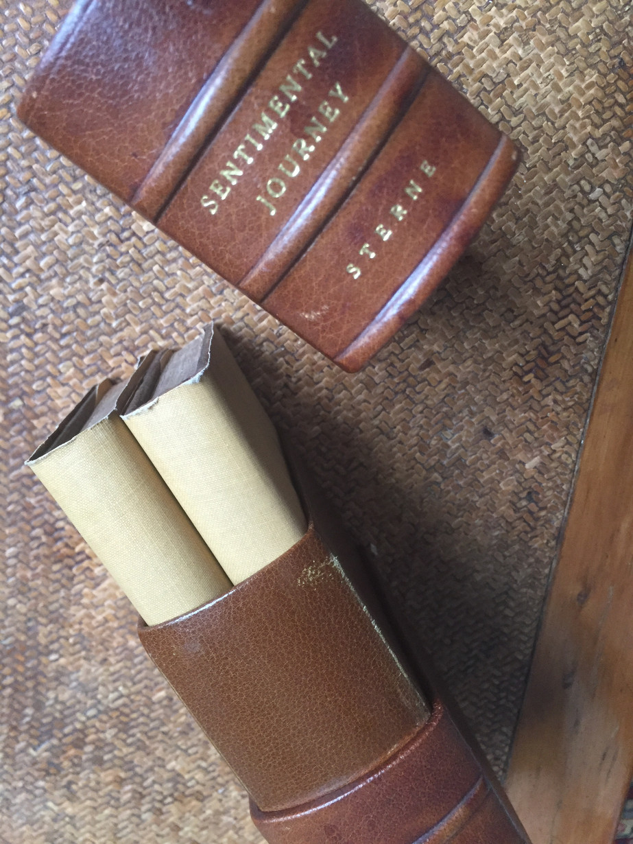 Sentimental Journey by Laurence Sterne 1768 1st Edition