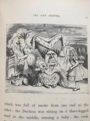 Alice in Wonderland (1st Edition 1865)