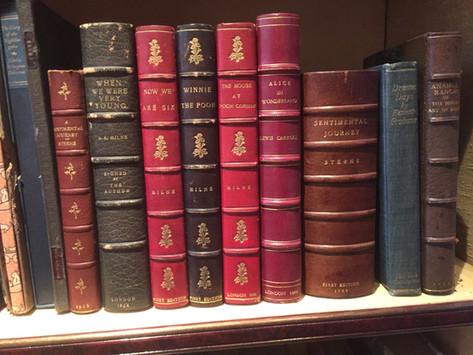 A.A. Milne books
