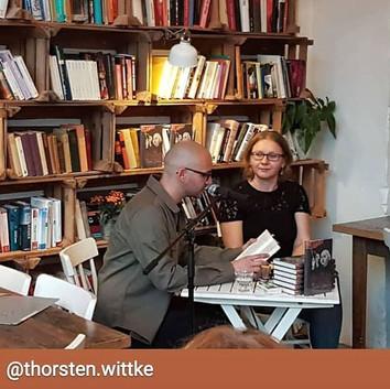 _Das Debüt im Livres_ mit Sebastian Guhr
