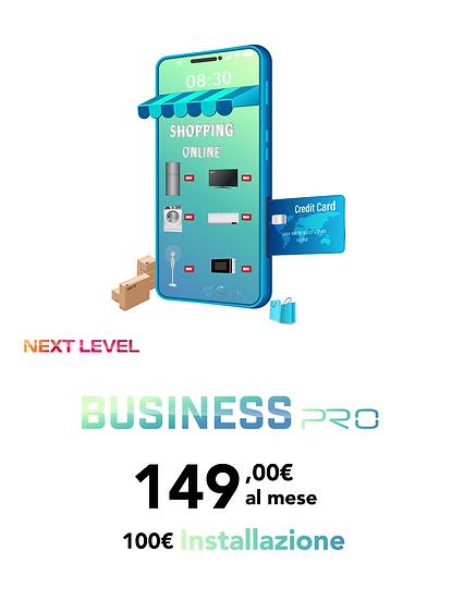 Abbonamento BUSINESS PRO