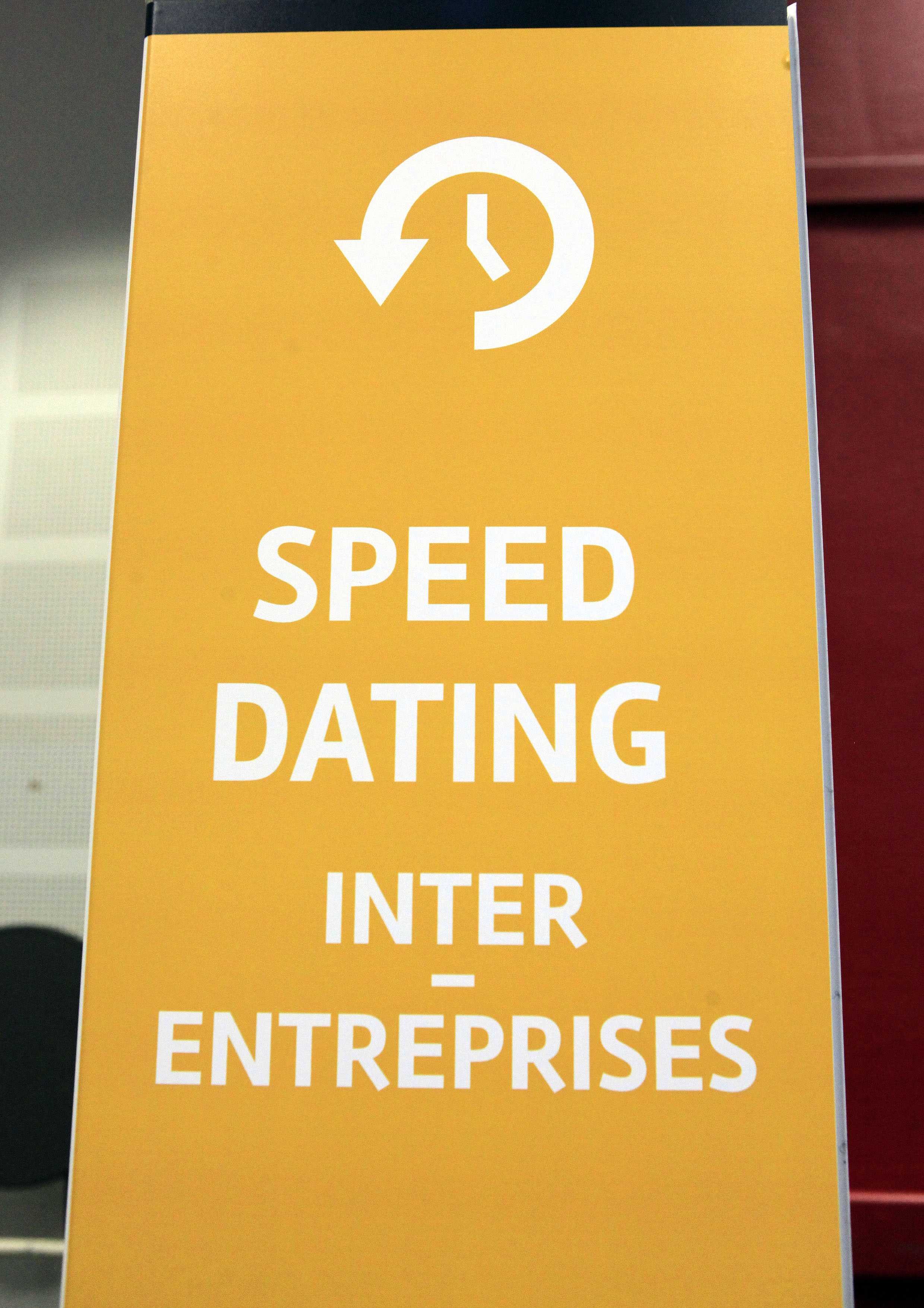 Business Buzz - Le Speed-Dating