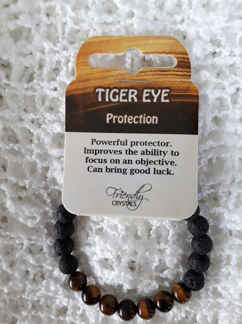 Tiger Eye Power Bracelet