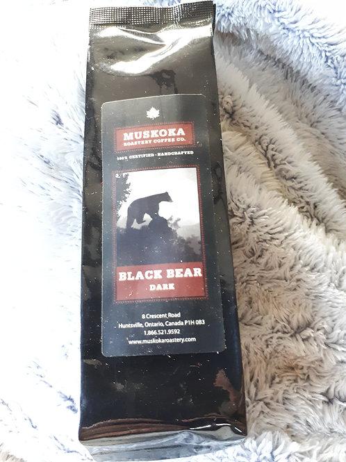 Single Black Bear Coffee