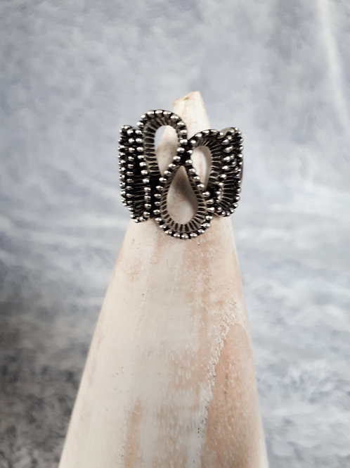 Zipper Stretch Ring