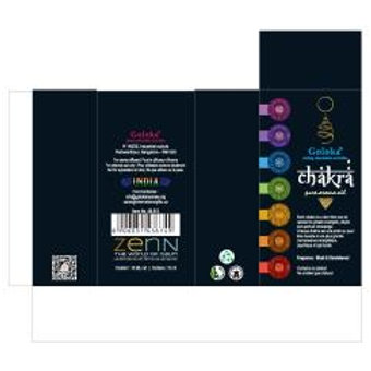 Chakra Aroma Oil