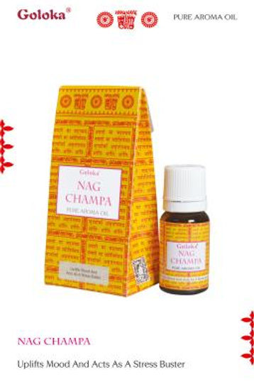 Nag Champa Aroma Oil