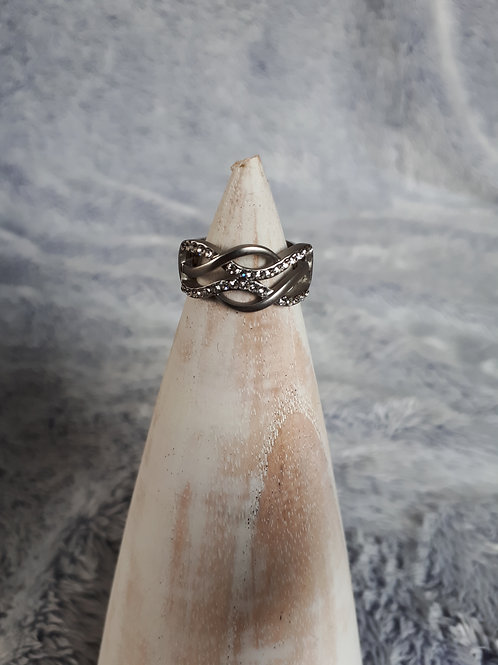 Swirl Stretch Ring