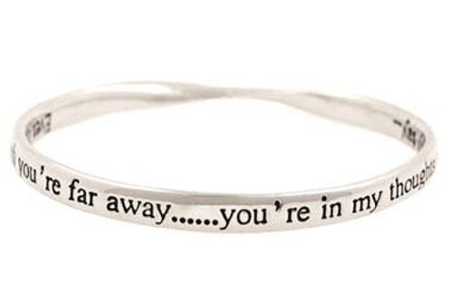 In My Thoughts Bracelet