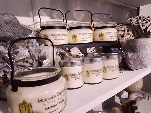 Muskoka Candles