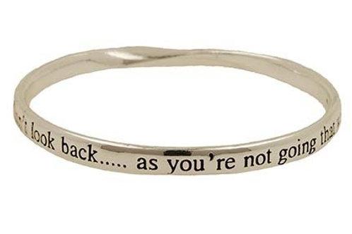 Dont Look Back Bracelet