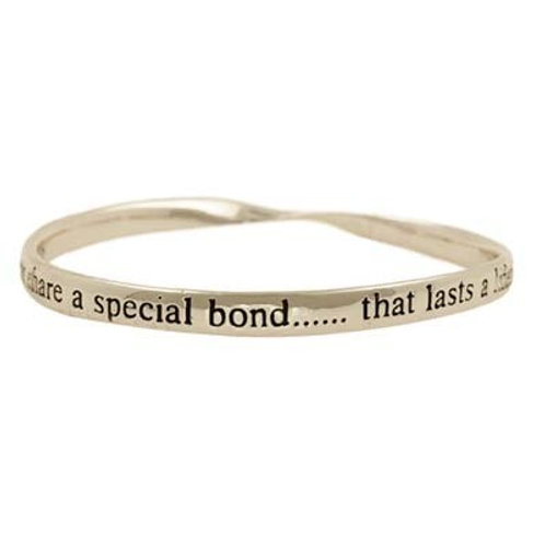 Sisters Bond Bracelet