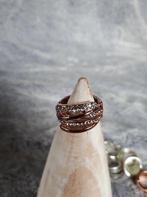 Gemstone Stretch Ring