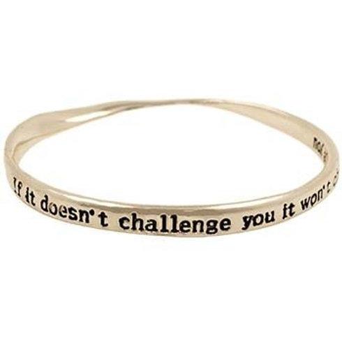 Challenge You Bracelet
