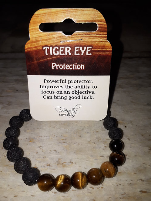 Tiger Eye Lava