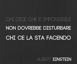 Citazione Einstein