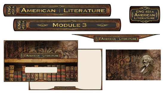 ENG 451A Theme Graphics
