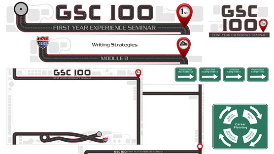 GSC 100 First Year Experience Seminar