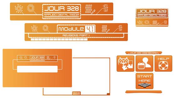 JOUR 328 Theme Graphics