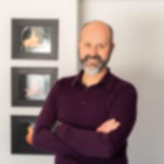 Gustavo Cardoso is a yoga and meditation teacher in Kensington