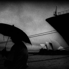 Stalking Trent Parke in Sydney