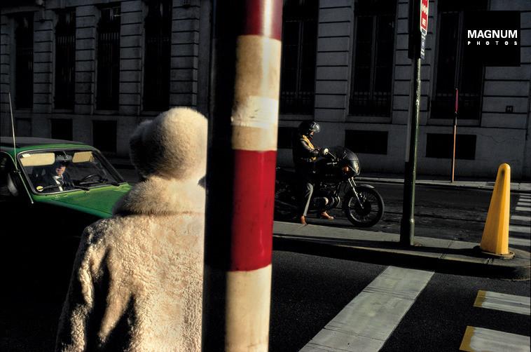 City street scene