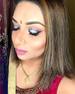 One of my favourite look in recent times 💞 got my fabulous lash extensions from _millys