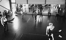 Stage au Luc Danse