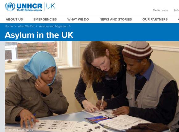 UNHCR UK FACTS