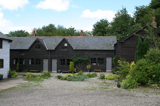 Self catering holiday cottage Mid Wales
