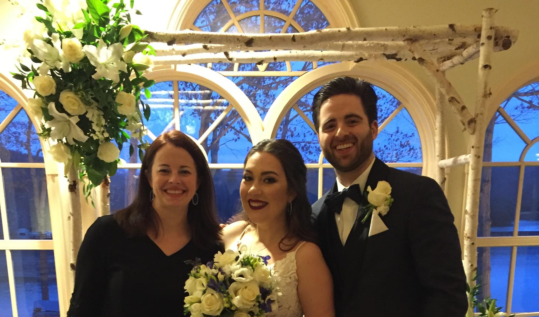 Lydia, Chris & Kathy