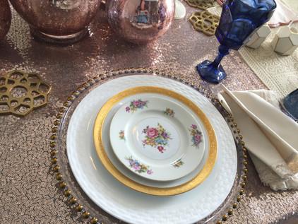 Petals & Plates