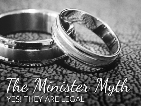 The Online Minister Myth