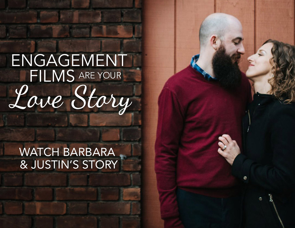 engagement film, love story,