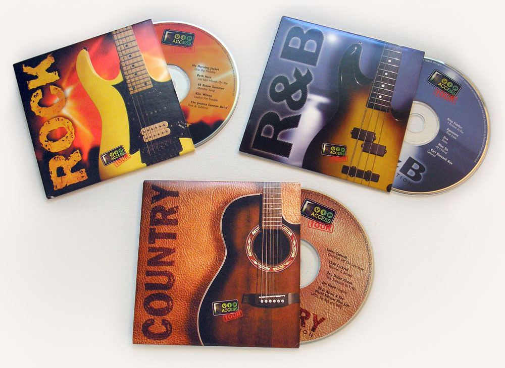 CD Cover & Disc Designs