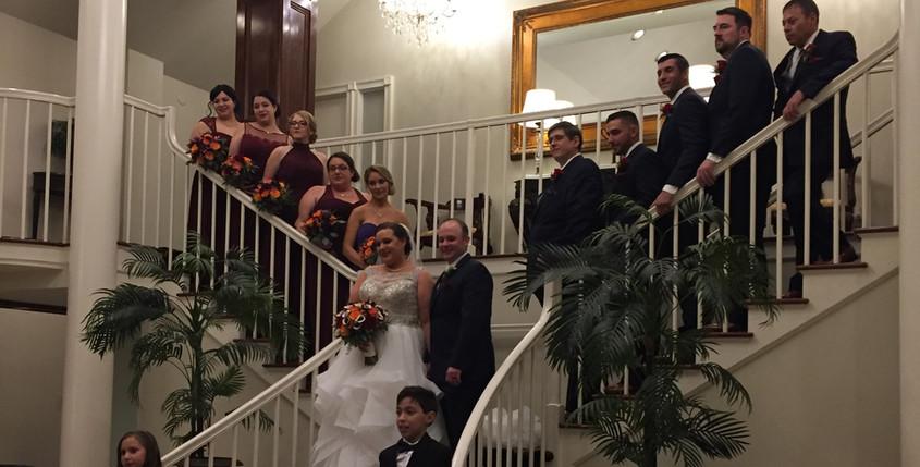 Mayne Bridal Party