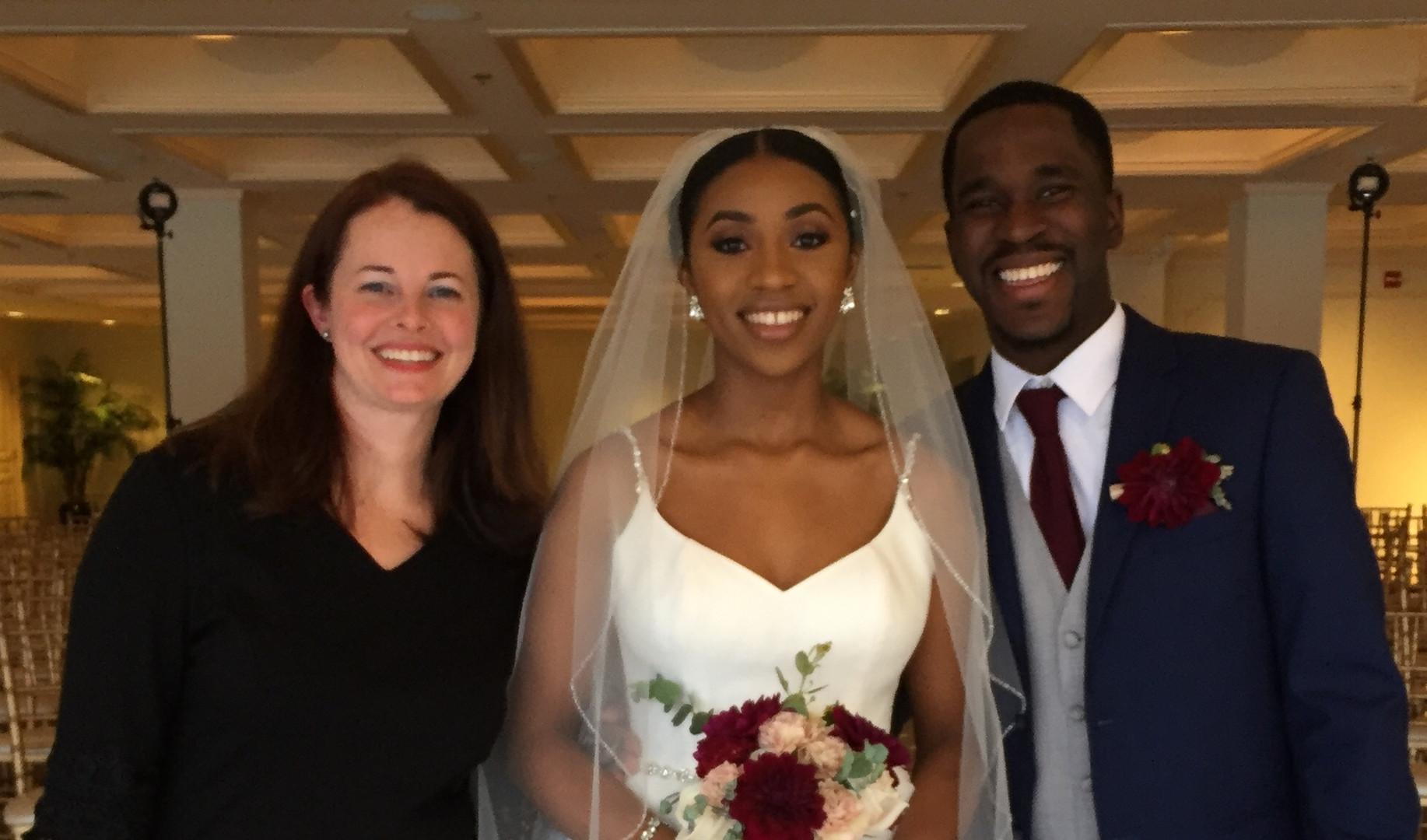 Ayanna, Ewan & Kathy