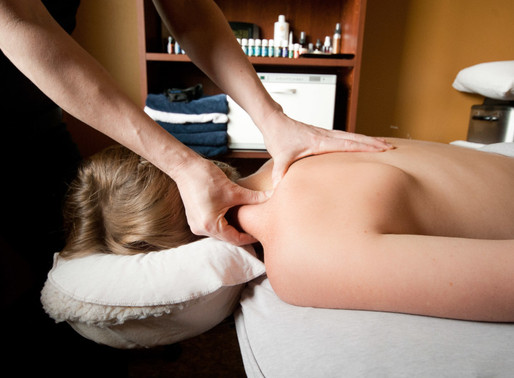 Top 10 Benefits of Massage Therapy