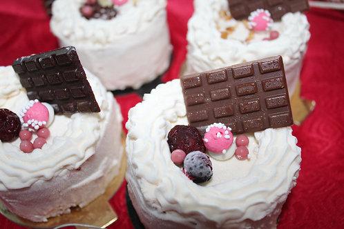 VACHERIN Vanille Chocolat (Individuel)