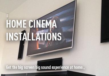 Home Cinema, Cinema Room, Home Theater D