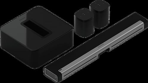 Sonos 5.1 Surround Sound Playbar Pack