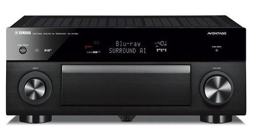 Yamaha RX-1080 Surround Sound Amplifier