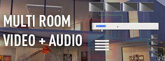 Whole House Multi Room Audio and Video S