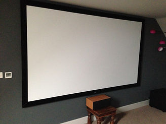 Sussex Home Cinema Room Installation Sta