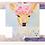 Thumbnail: Boho Deer Watercolor Workshop