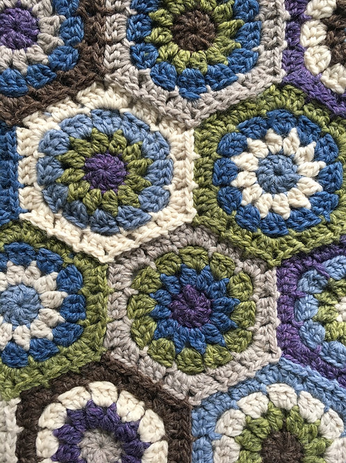 Crochet with Kristin: Granny Square Workshop