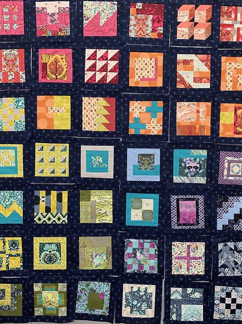 Tula Pink Modern Quilt Blocks