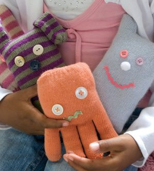 Don't you 'GLOVE' having time to craft?
