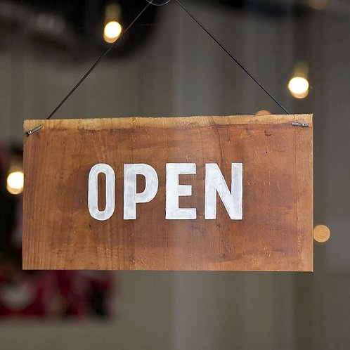 One Hour Open Studio (price is per hour)